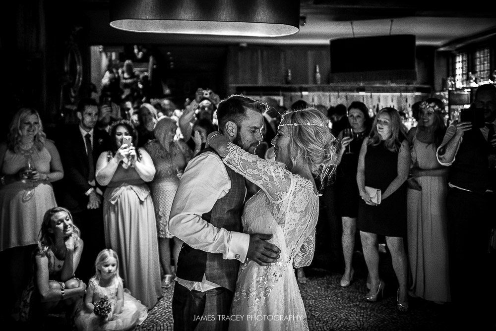 first dance at the belle epoque