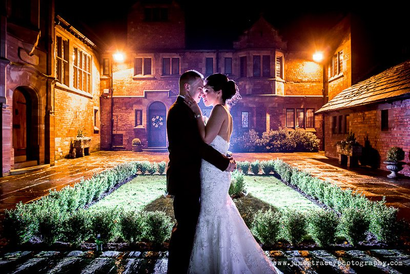 Wedding at Colshaw Hall