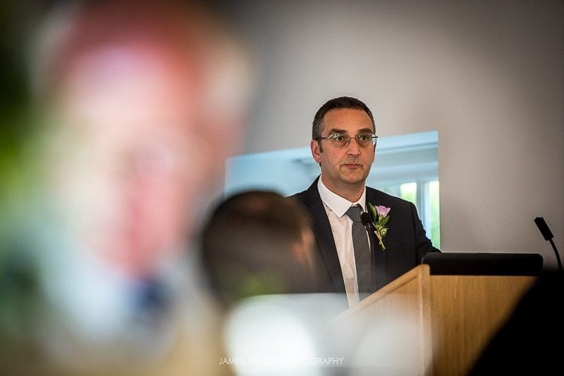 speeches at a wedding at harewood house