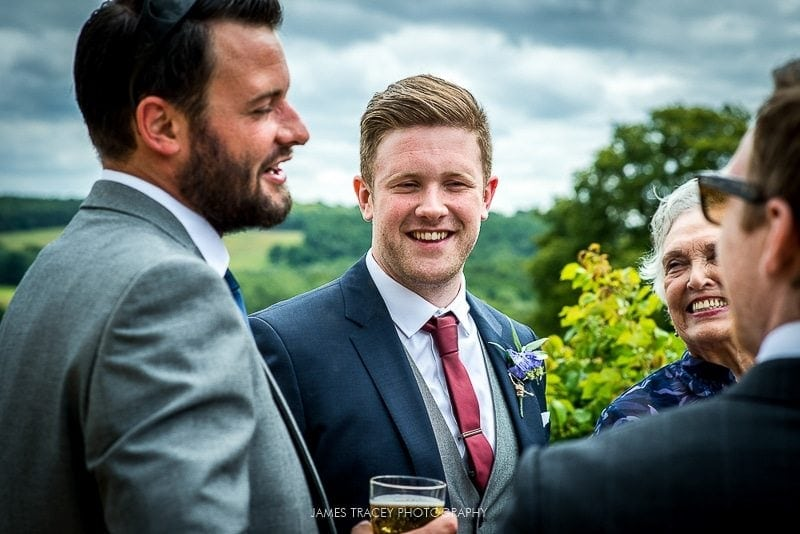 wedding guest at harewood house