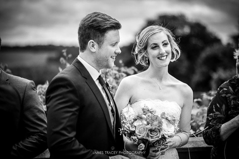 bride and groom at harewood house