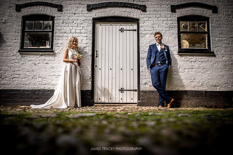 Bells of Peover Wedding Photographer