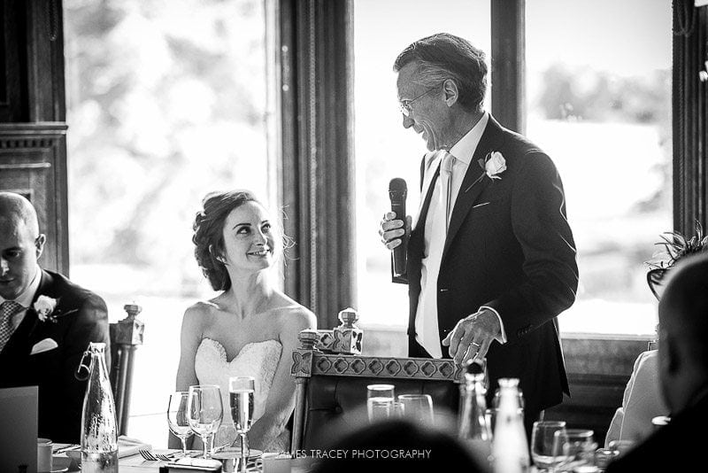 wedding speeches at knowsley hall