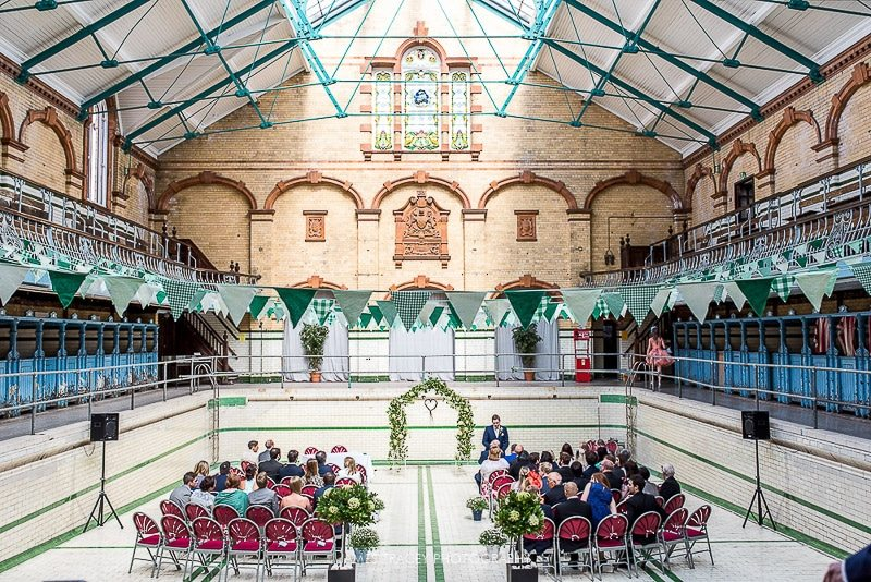 VICTORIA BATHS WEDDING PHOTOGRAPHER EMMA AND TIM-17