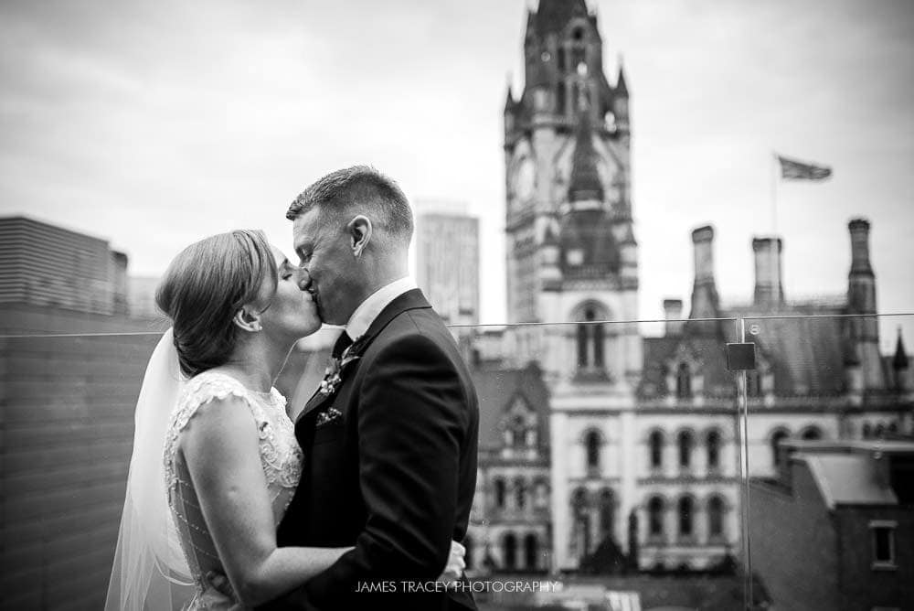 Boutique Wedding at King Street Townhouse