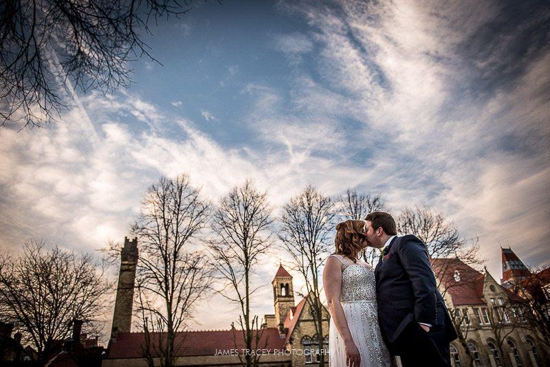 wedding at christies bistro manchester