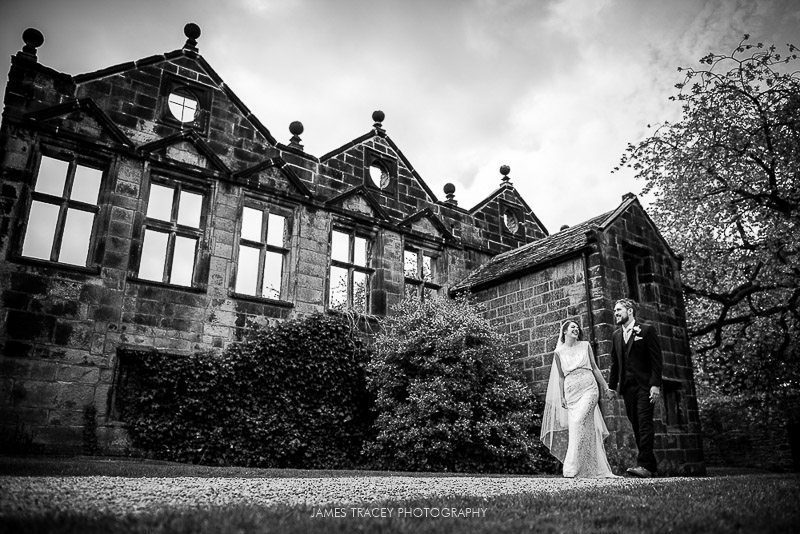 east riddleston hall wedding photography