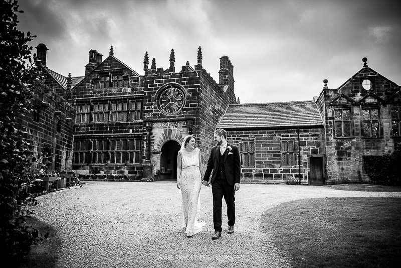 wedding at east riddleston hall