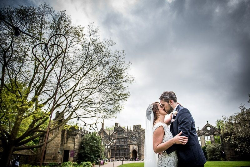 east riddleston hall wedding photography