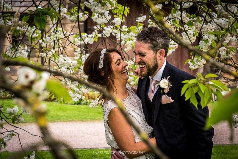 east riddleston hall wedding photos