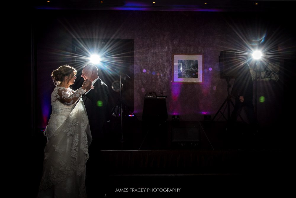 first dance at chester grosvenor wedding