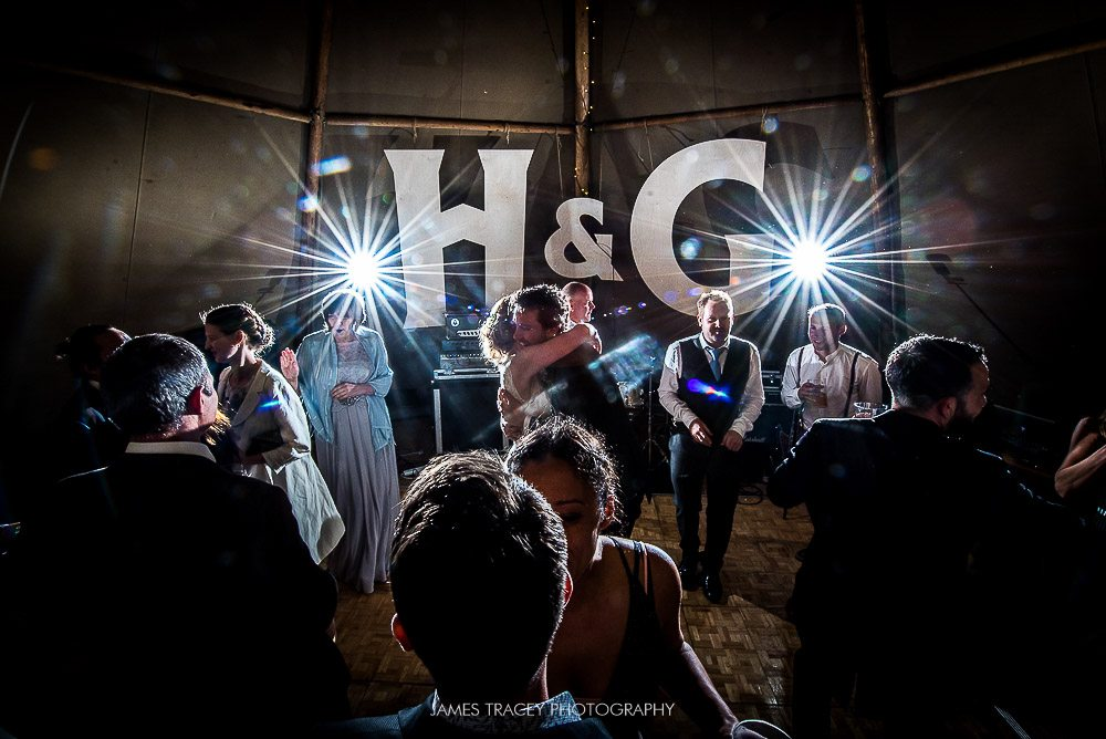 humainst wedding dance kiss