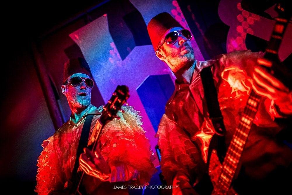 amazing live band