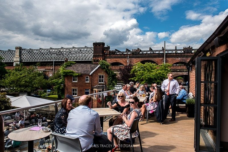 terrace at castlefield rooms