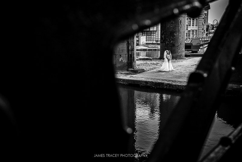 wedding photography in castlefield