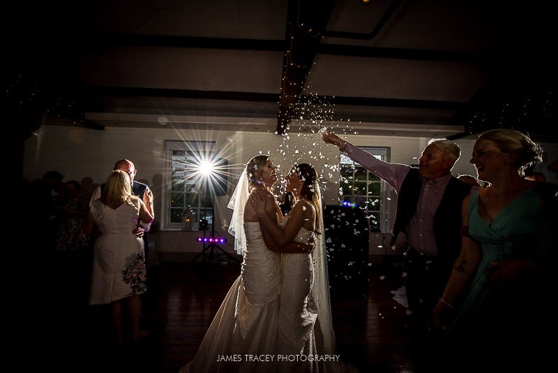 first dance at the castlefield rooms