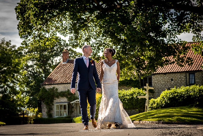 the star inn harome wedding photography