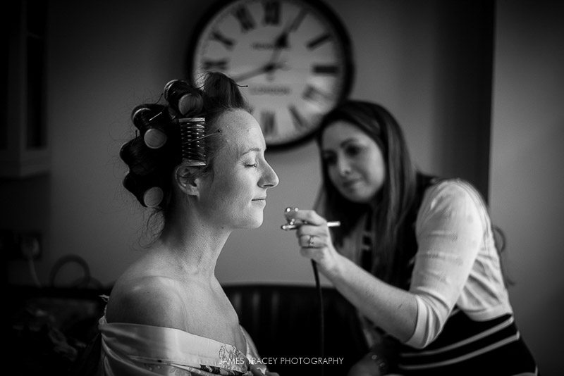 wedding preparation in york