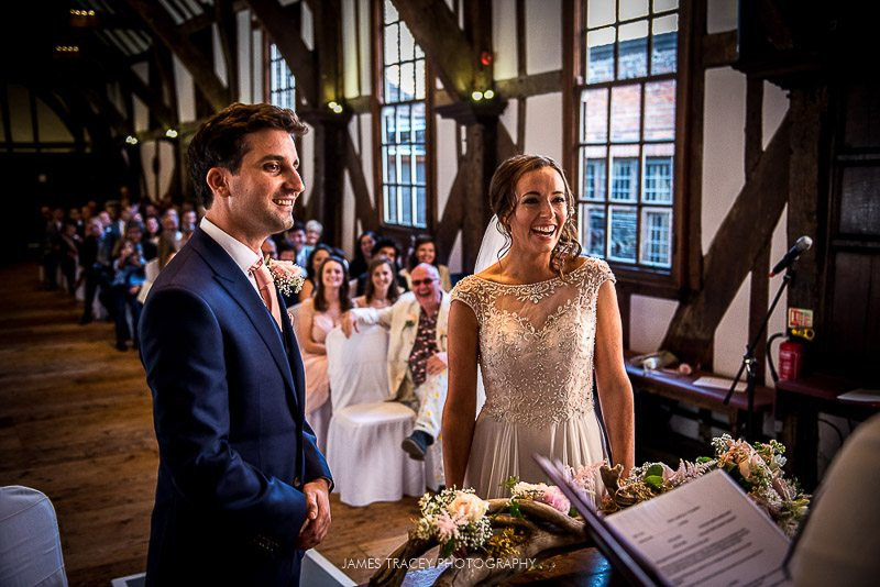 wedding at merchant adventurers york