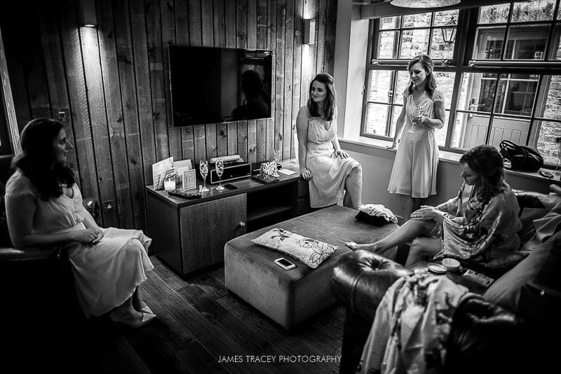 wedding bridal preparation