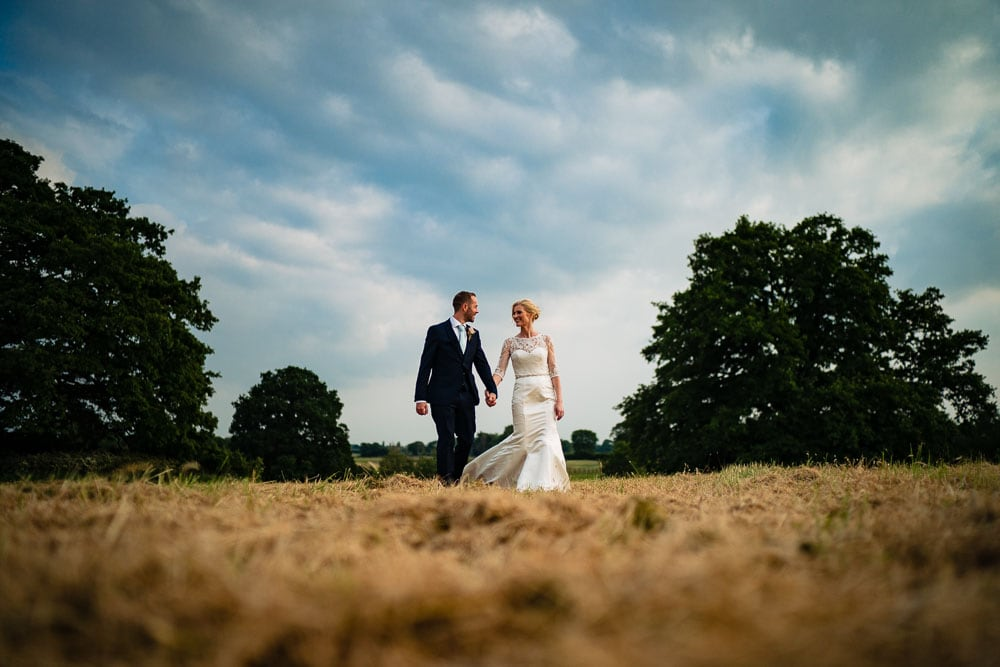 wedding at rookery hall