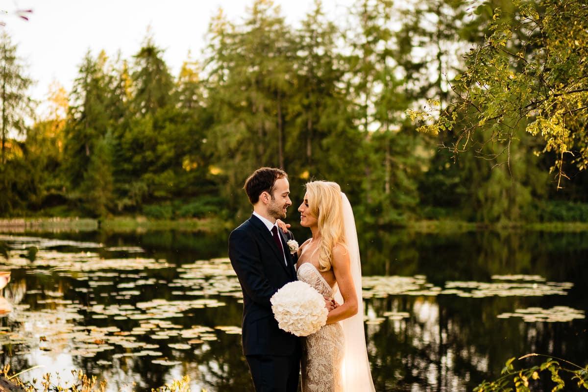 wedding at the gilpin lake house