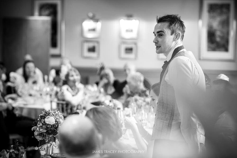 grooms speech at the mansion leeds