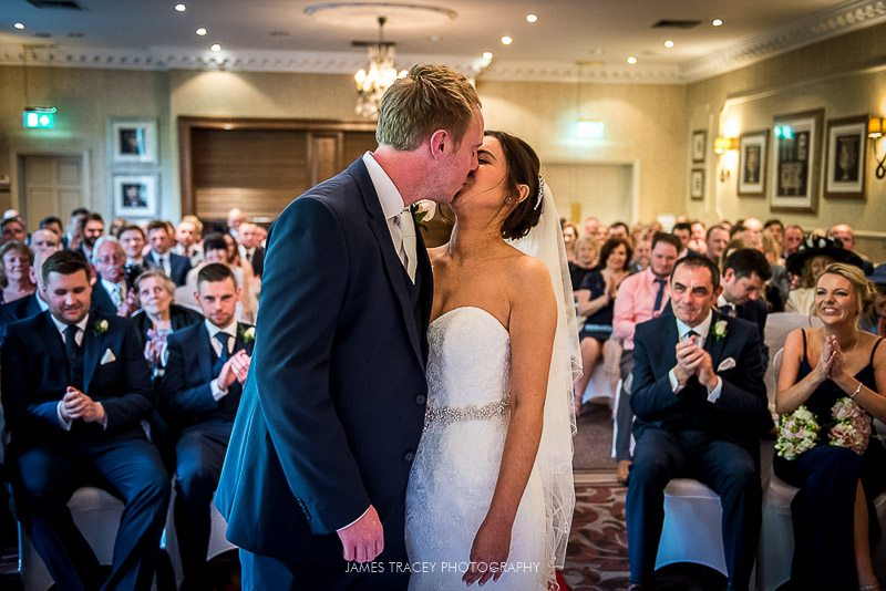 first kiss at wood hall hotel