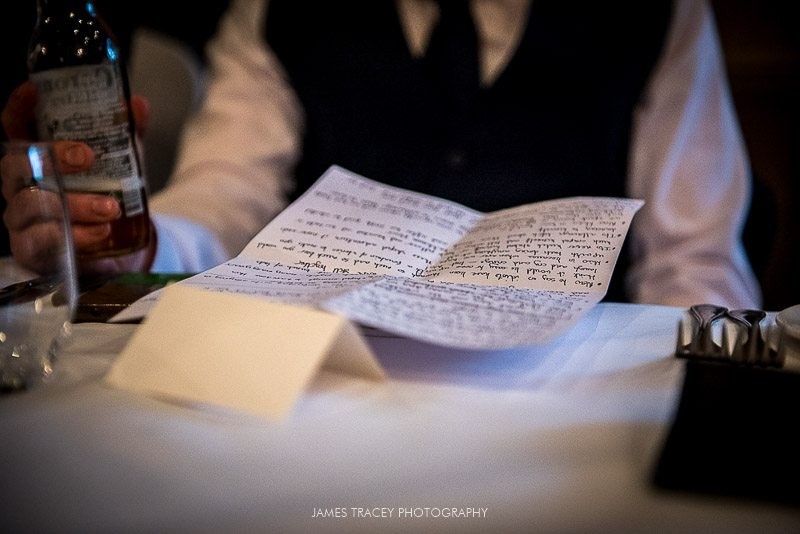 best man speech notes