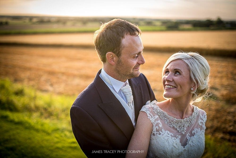 couple photos at west tower wedding