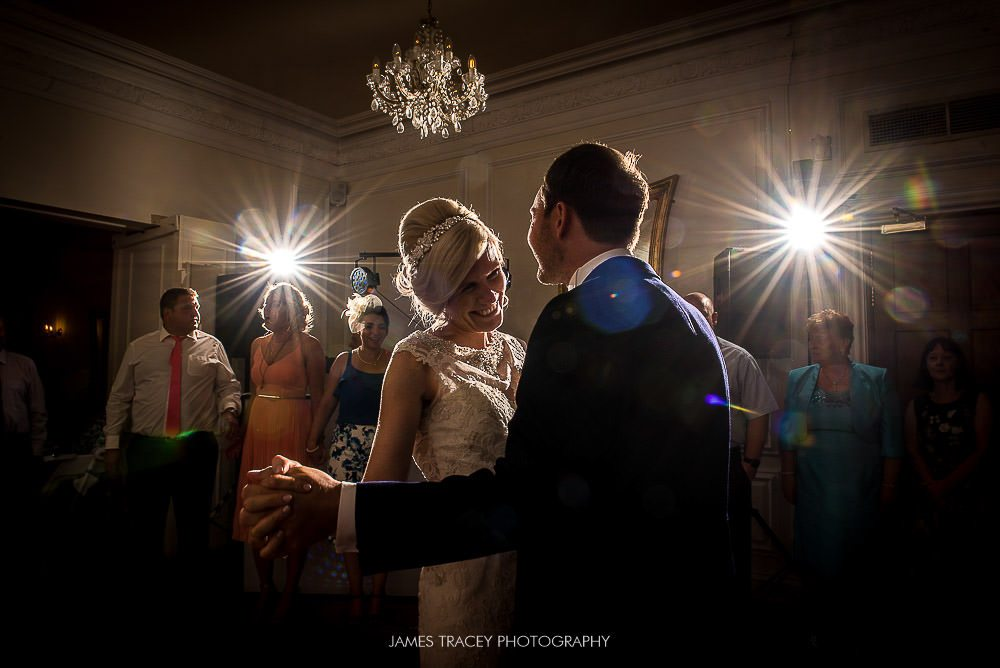 first wedding dance at west tower