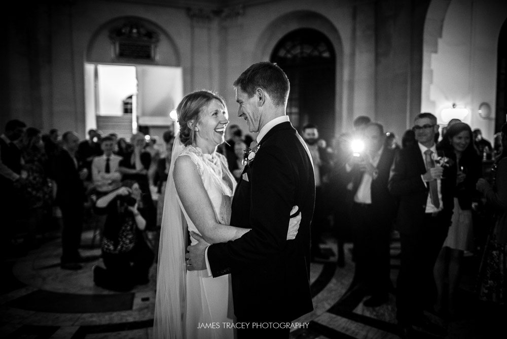 first dance at ashton memorial