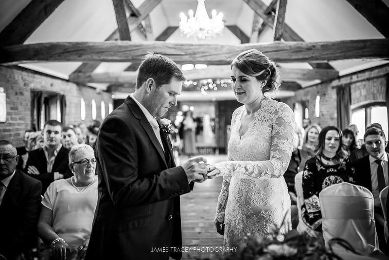 exchange fo wedding rings swancar farm