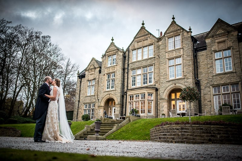 woodlands hotel leeds wedding photo