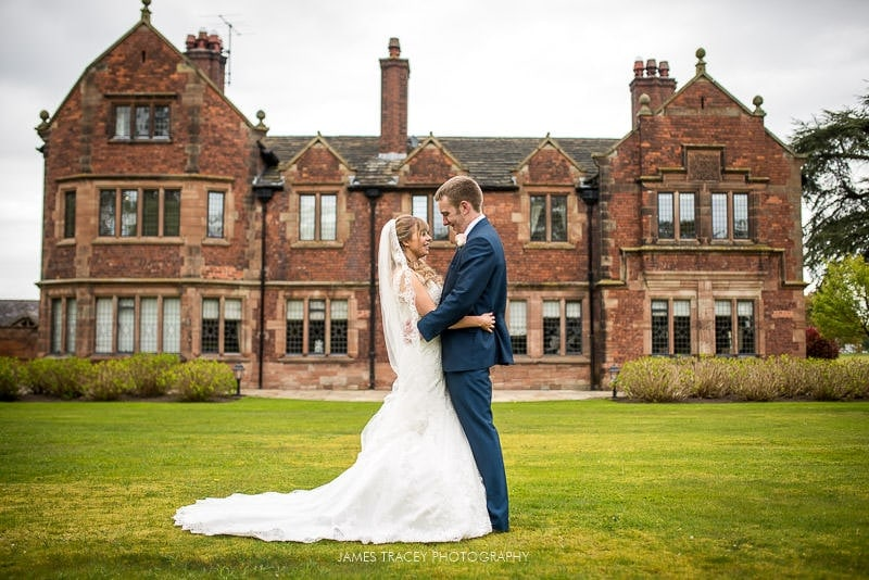 wedding photography at colshaw hall