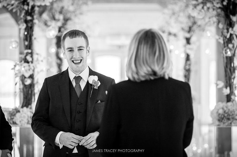 nervous groom at colshaw hall