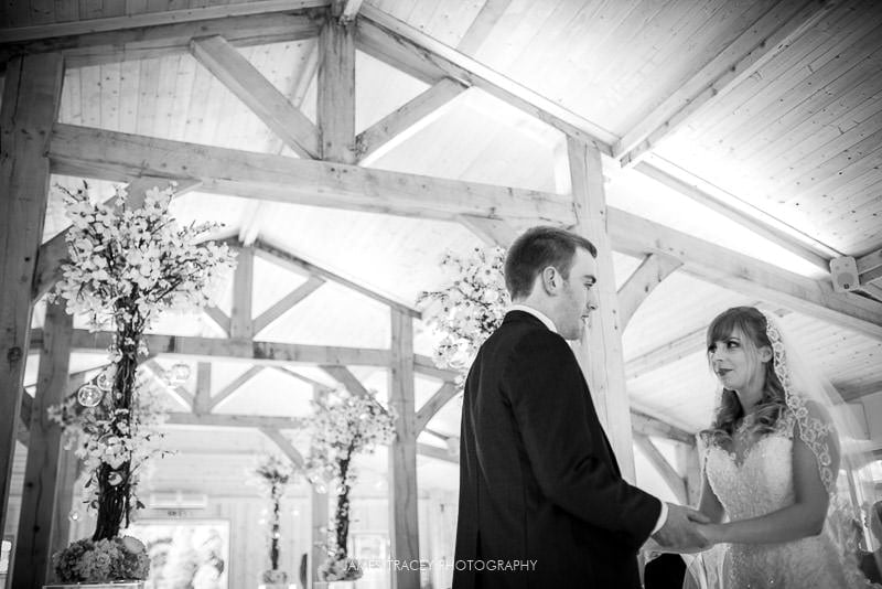 wedding at colshaw hall stables