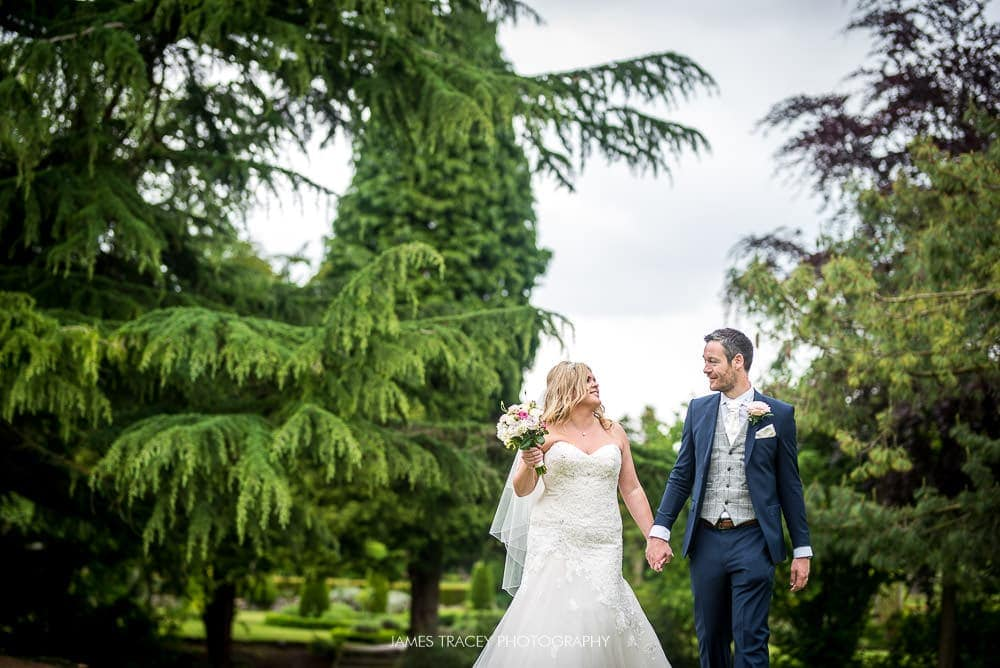 wedding photos at mottram hall