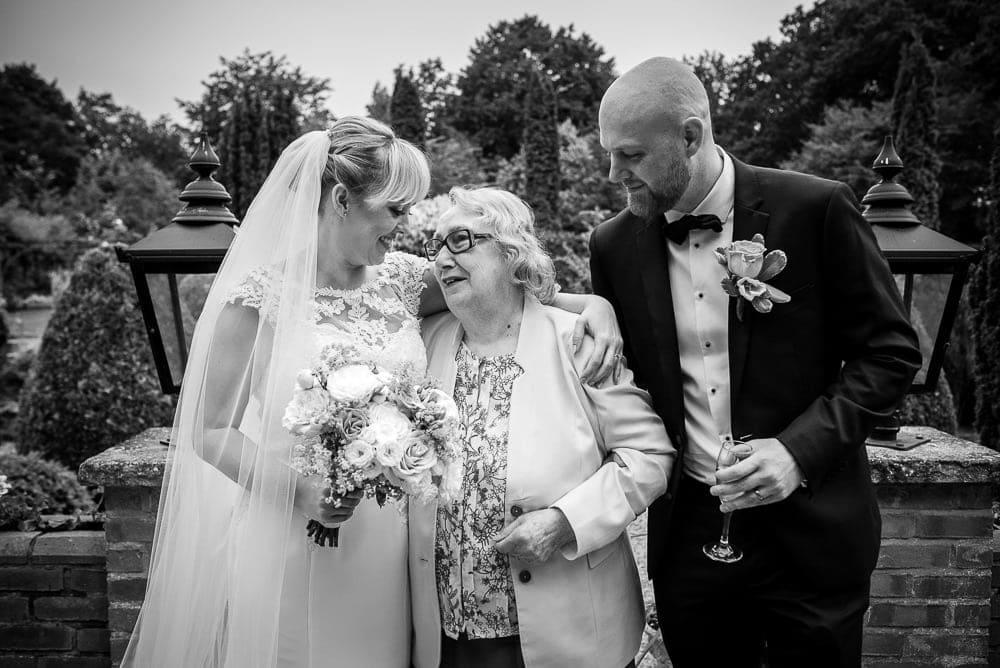 grandma wedding photos