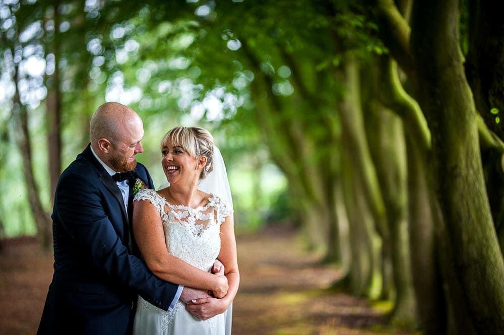 wedding photos at nunsmere hall