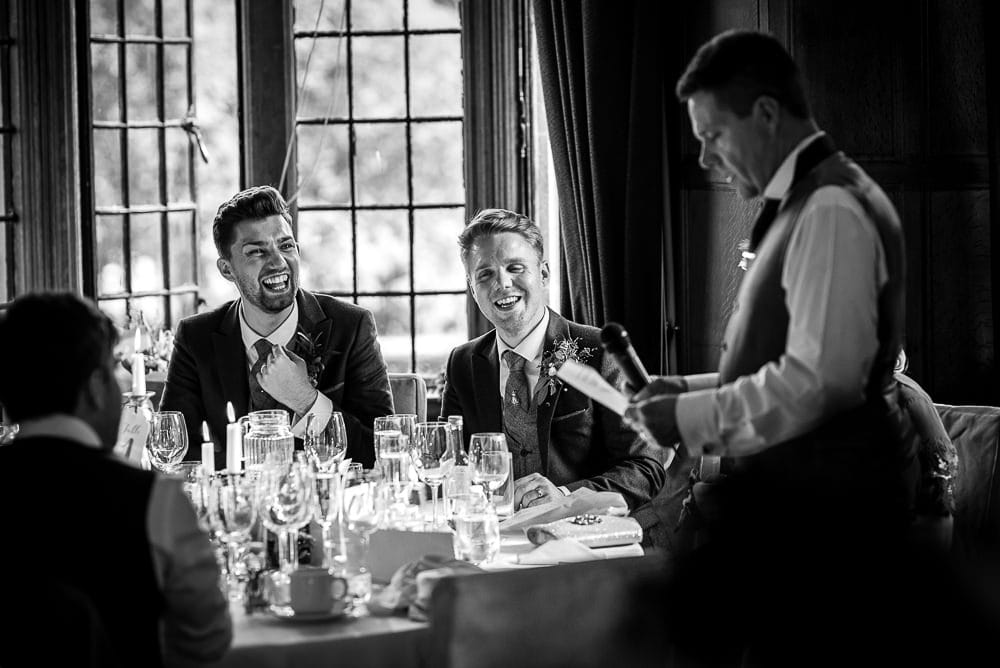 best man speech at rushton hall