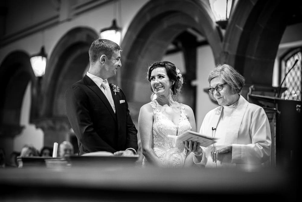 wedding photos from swettenham arms wedding