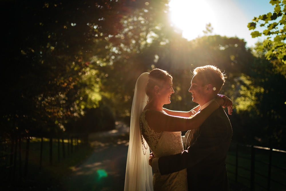 crow hill wedding couple