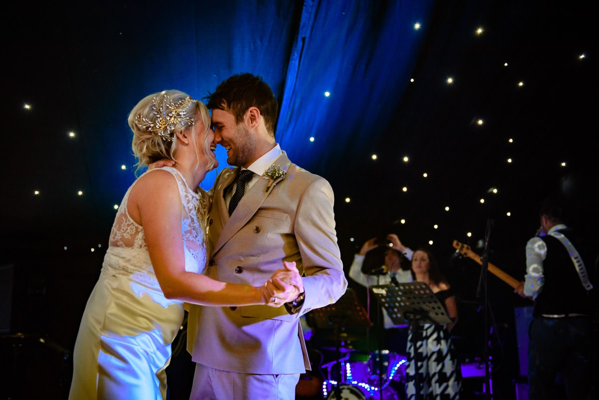 first dance at gisburn park estate