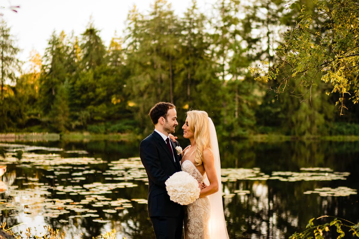 wedding at the gilpin lake house