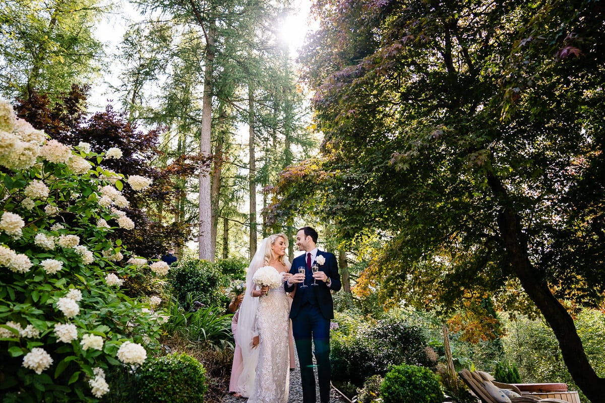 gilpin lake house wedding photography