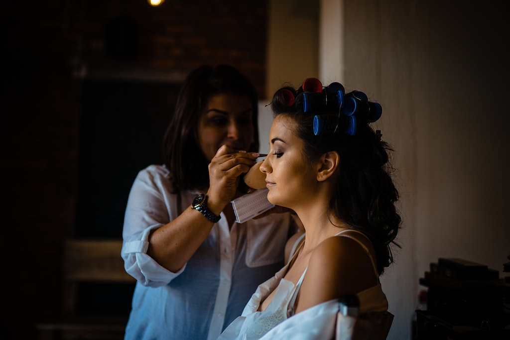 more bridal make up in nice light