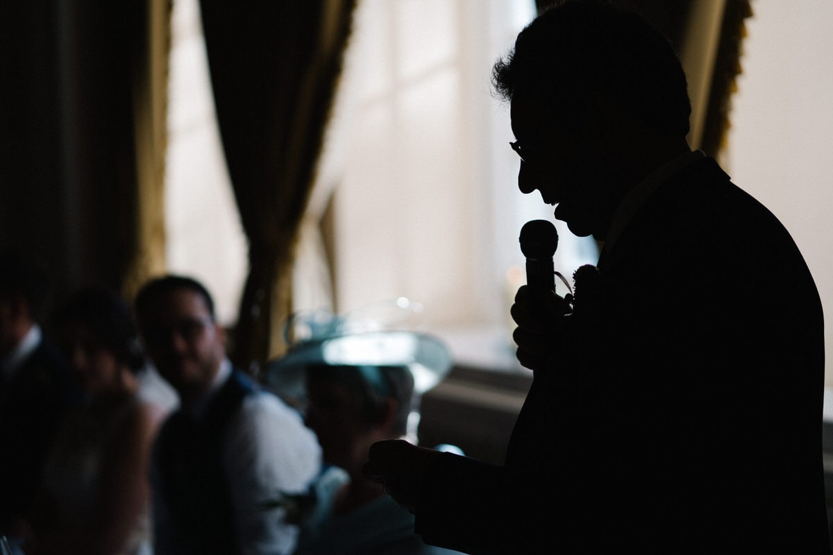 father of the groom silhouette