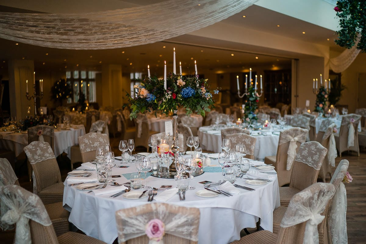 mitton hall room setup by creative cover hire