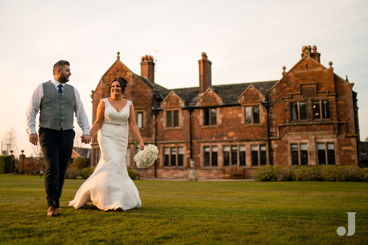 say yes to the dress wedding at Colshaw Hall
